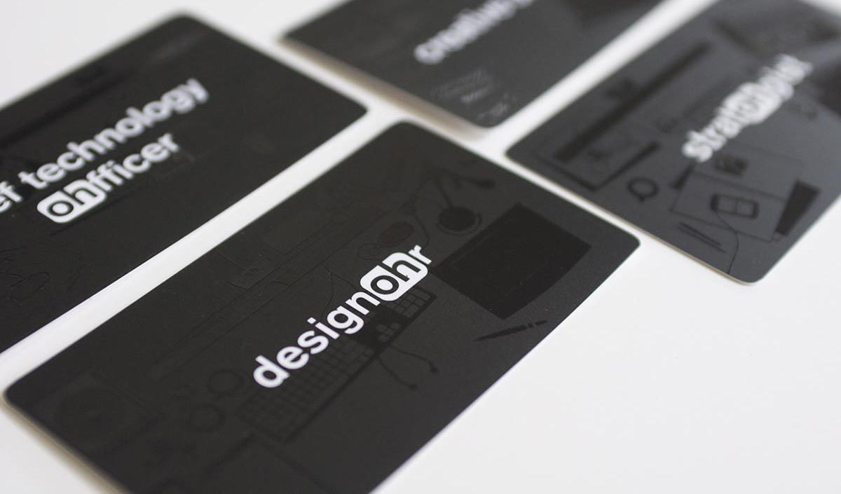 2008 Fangohr Business Cards